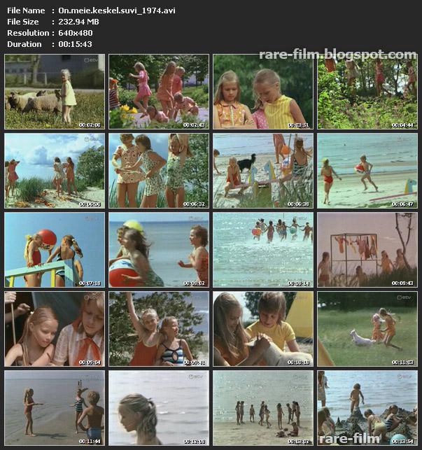On meie keskel suvi (1974) Download
