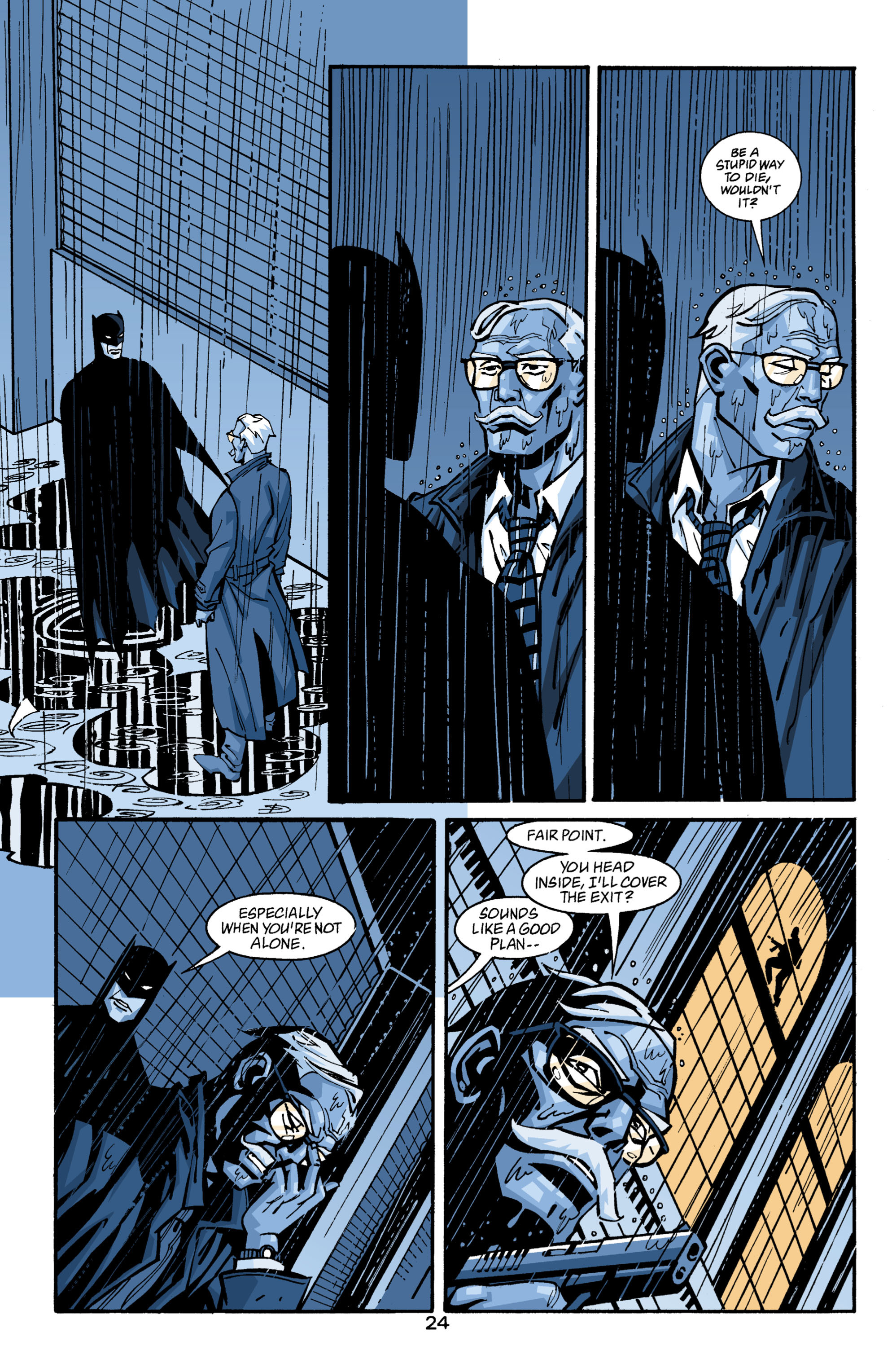 Detective Comics (1937) Issue #742 Page 25
