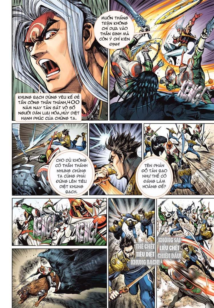Thần Binh 4 chap 20 - Trang 28