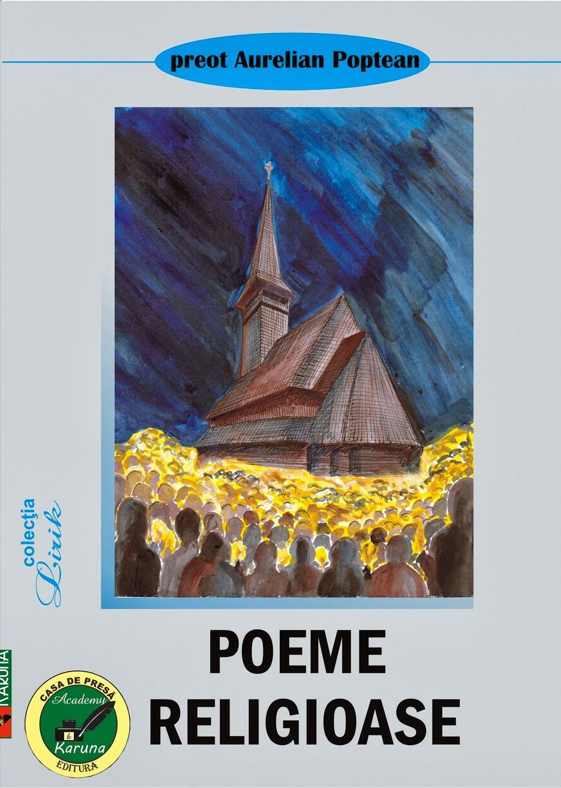 """Lansare de carte """"Poeme religioase"""" - pr. Aurelian Poptean , Mărişelu 9 februarie 2014"""