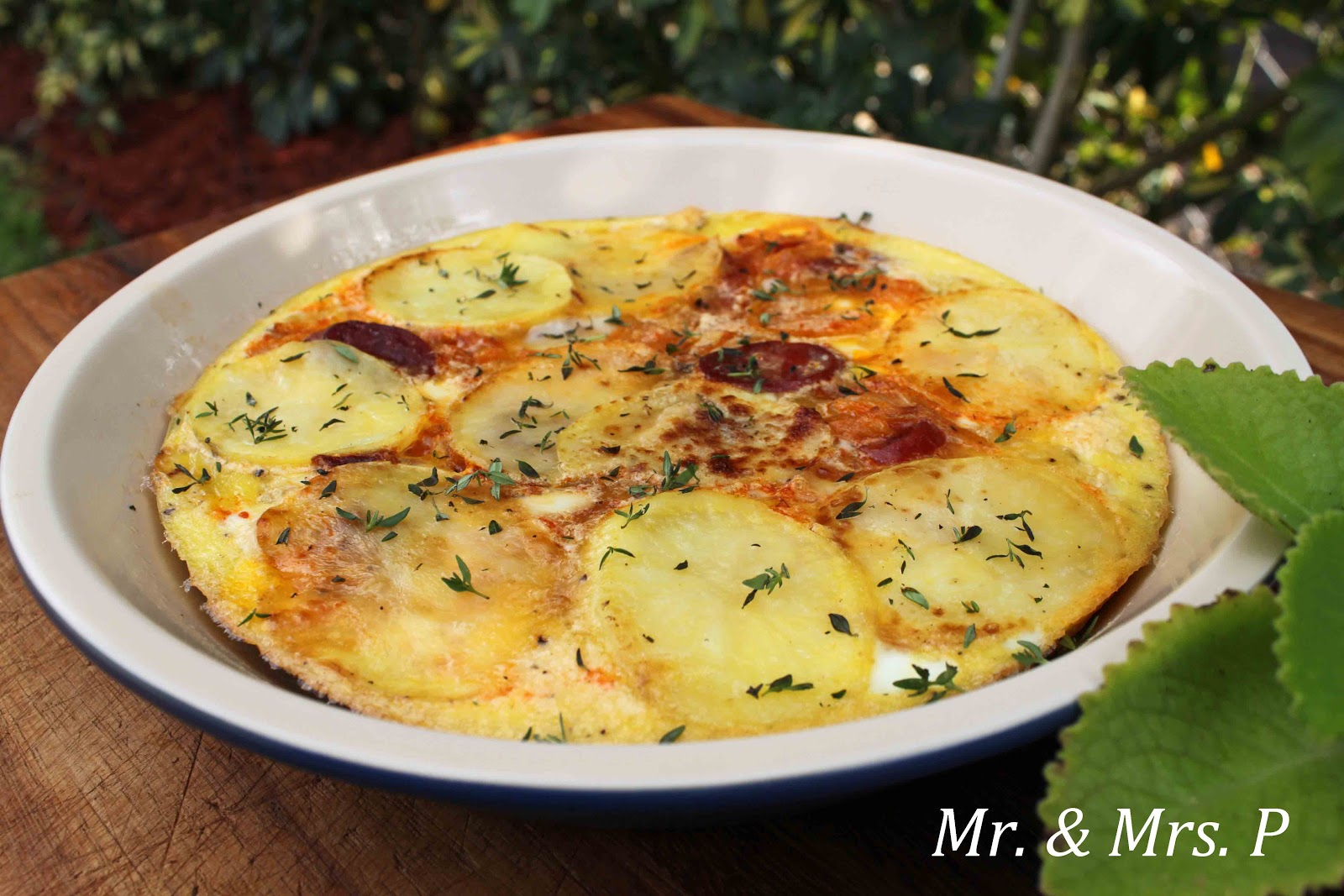 Spanish Tortilla With Broccoli, Chorizo, And Onion Recipes ...