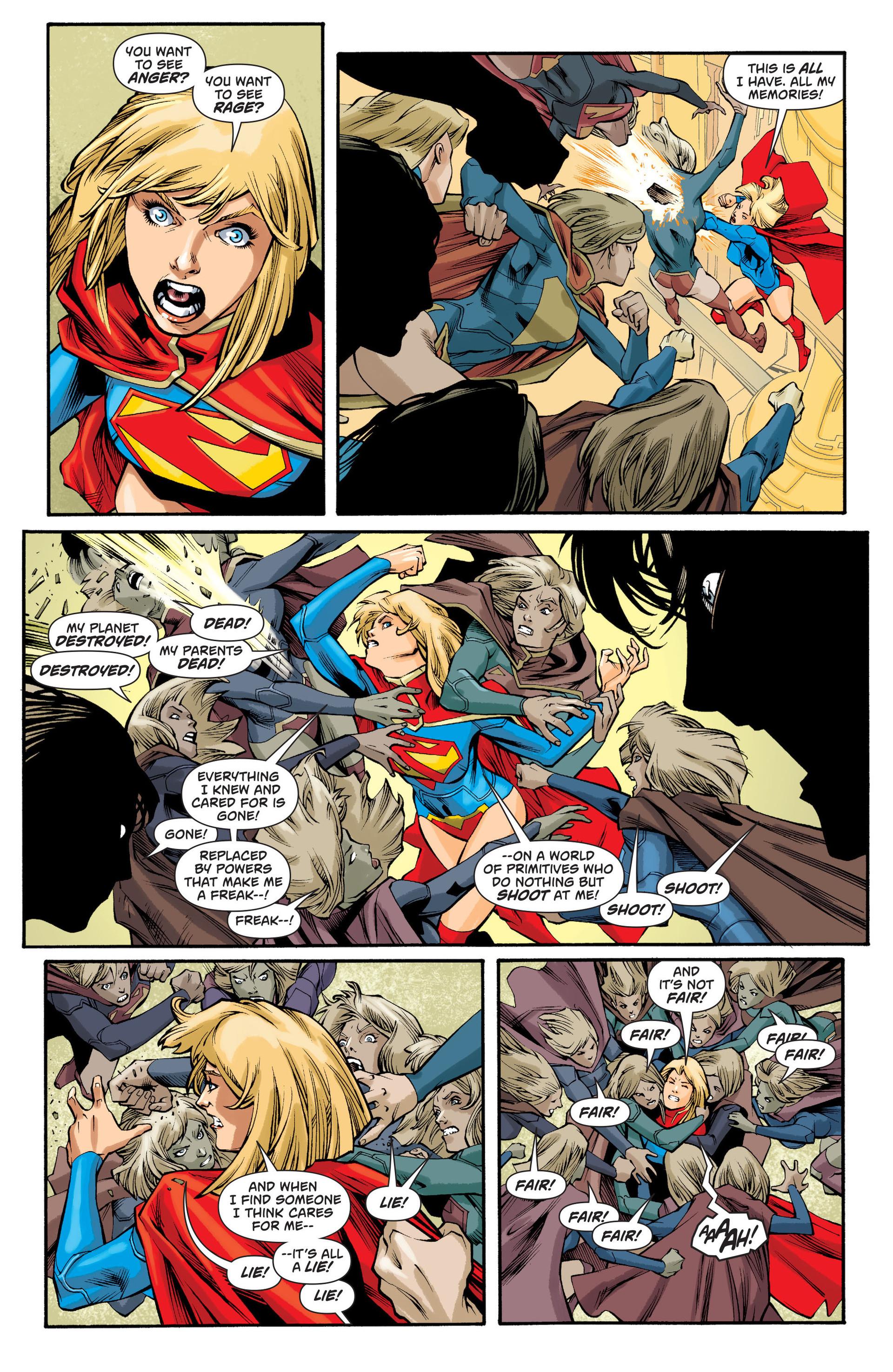Supergirl (2011) Issue #22 #24 - English 16