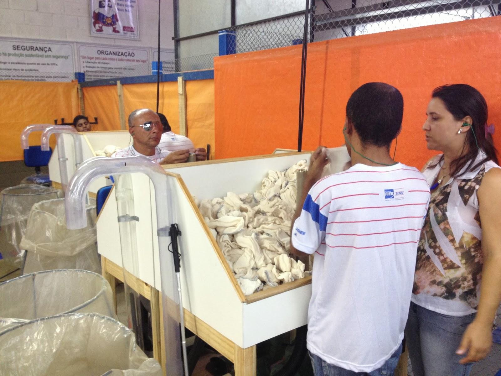 Expressaounica: Fábrica da Trifil e SCALA no sul da Bahia se adapta  #B04F1B 1600 1200