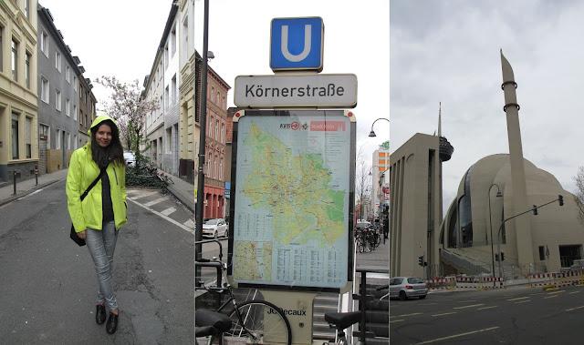 Citytrip to Cologne, Reise nach Köln