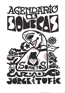 AGENDÁRIO DE SOMBRAS de Jorge Tufic