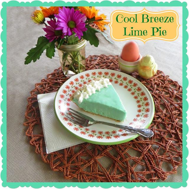 Lime Pie, Ice Box Pie, No Bake Pie