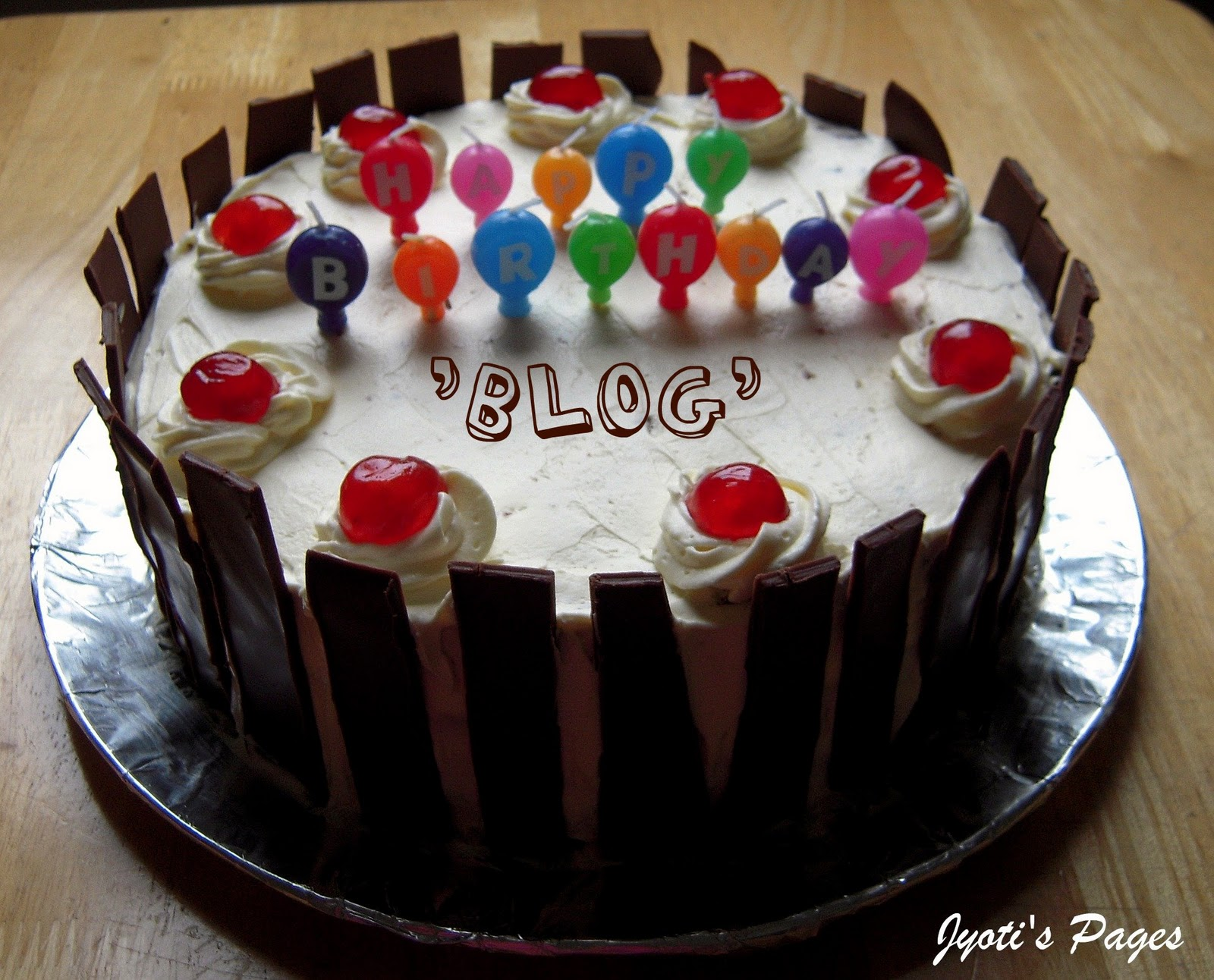 Happy Birthday Jyoti Cake Ideas and Designs
