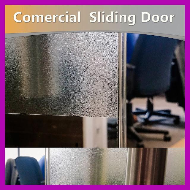 Comercial Sliding Door