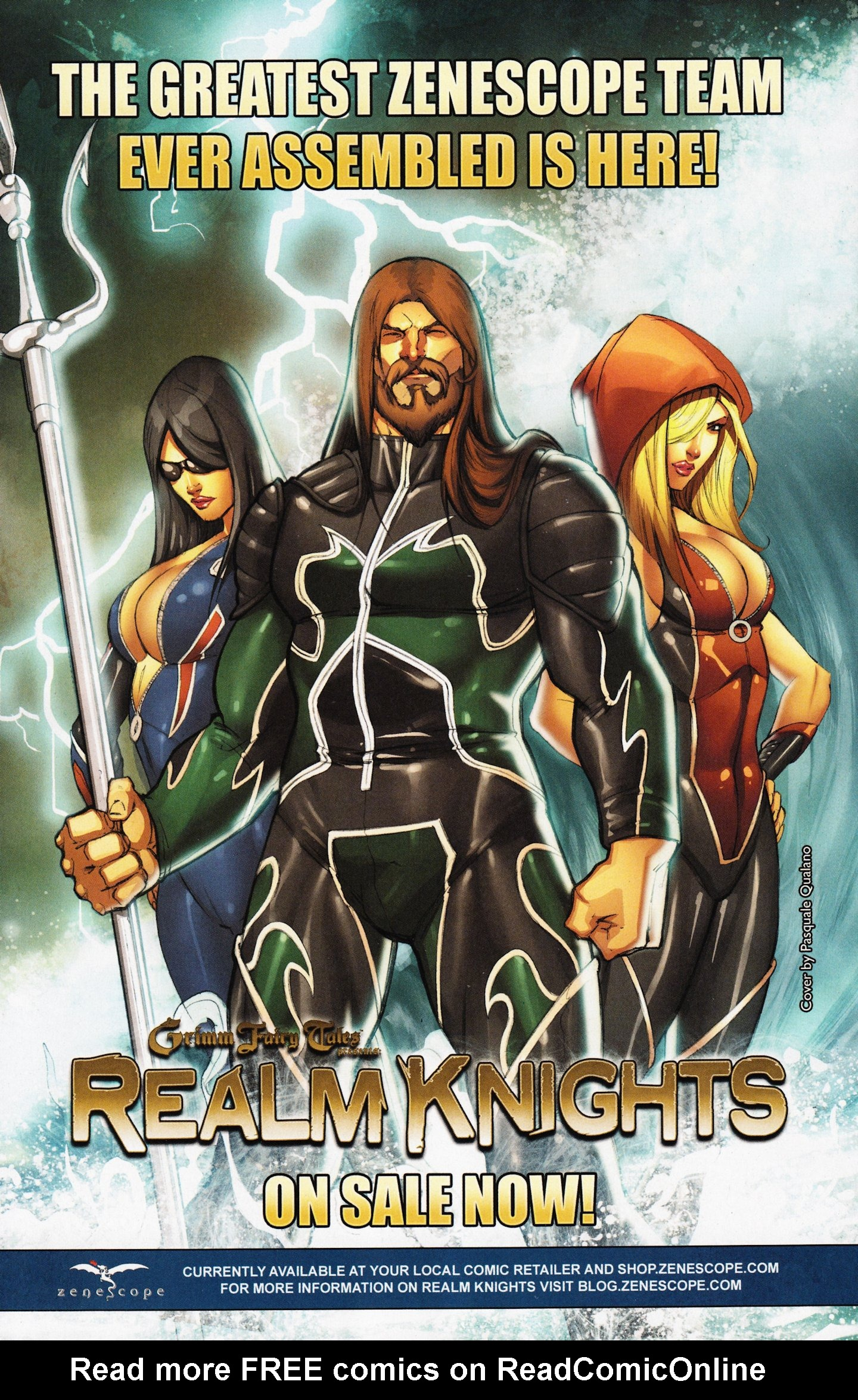 Grimm Fairy Tales (2005) Issue #88 #91 - English 25
