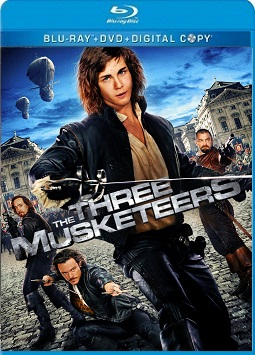 The Three Musketeers (2011) BluRay Rip Hindi Dubbed Movie Watch Online