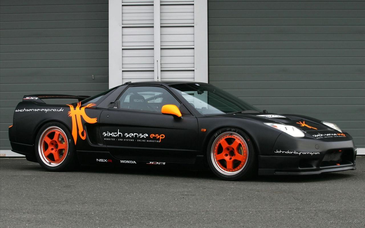Honda NSX Racing