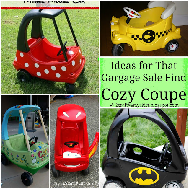May 09,  · DIY Cozy Coupe Paint Job I have to admit that I'm pretty excited to be sharing my first