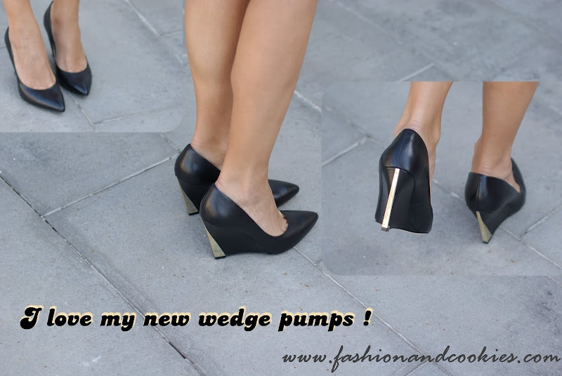 Guess by Marciano wedge pumps