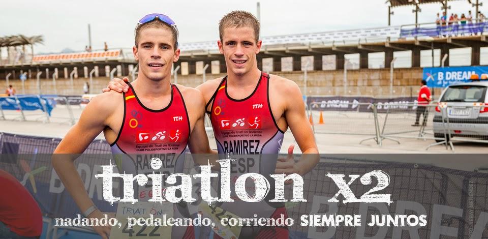 Triatlon x2