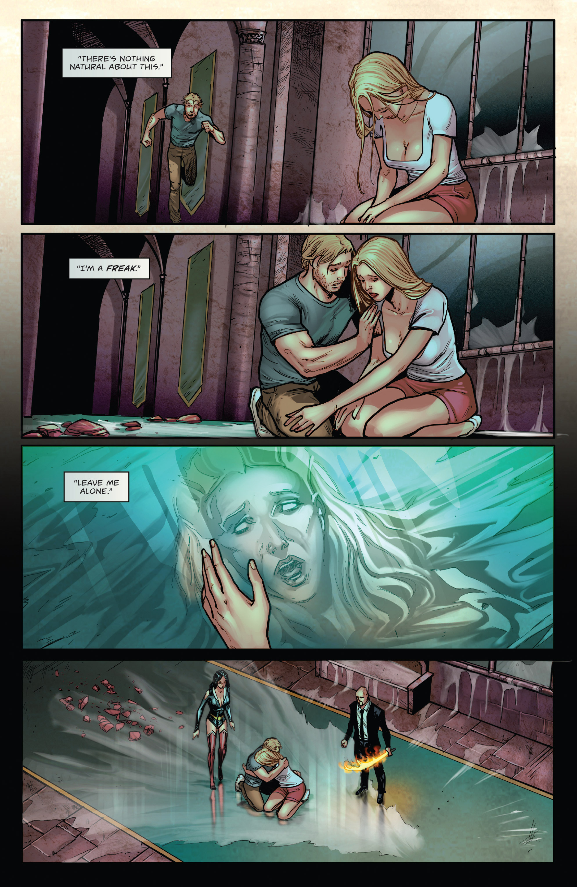 Grimm Fairy Tales (2005) Issue #105 #108 - English 21