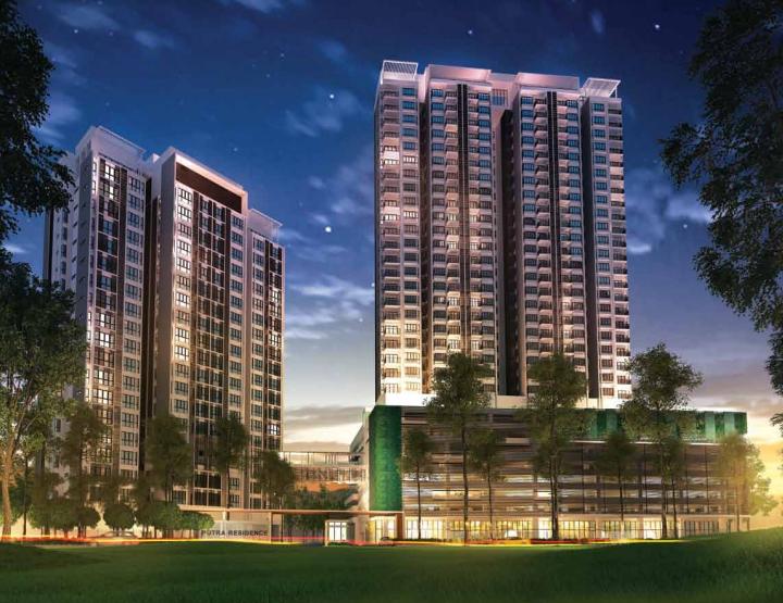 design Putra Residence Putra Heights Subang Jaya