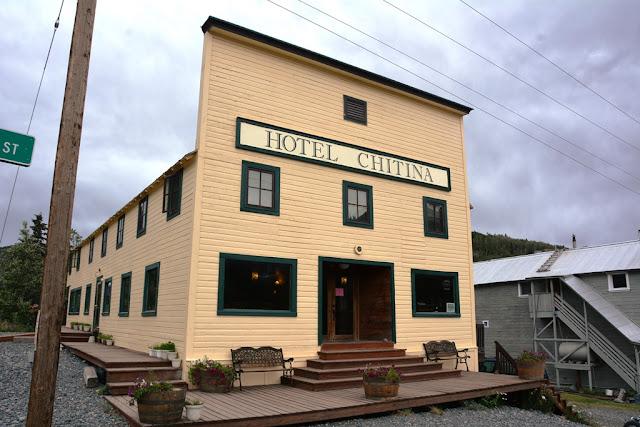 Chitina Alaska Gillpatrick hotel