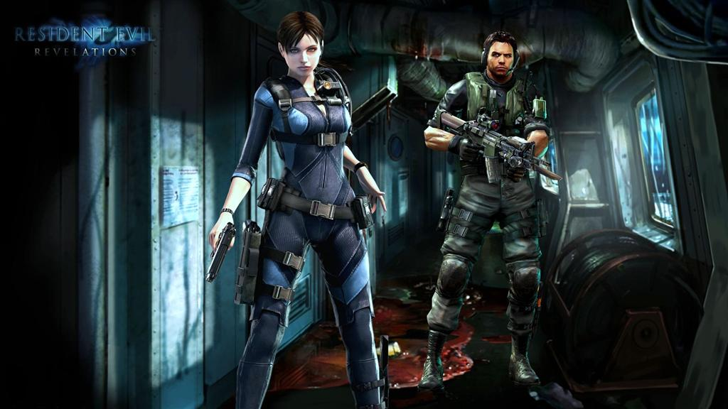 Resident Evil HD & Widescreen Wallpaper 0.864865844447913