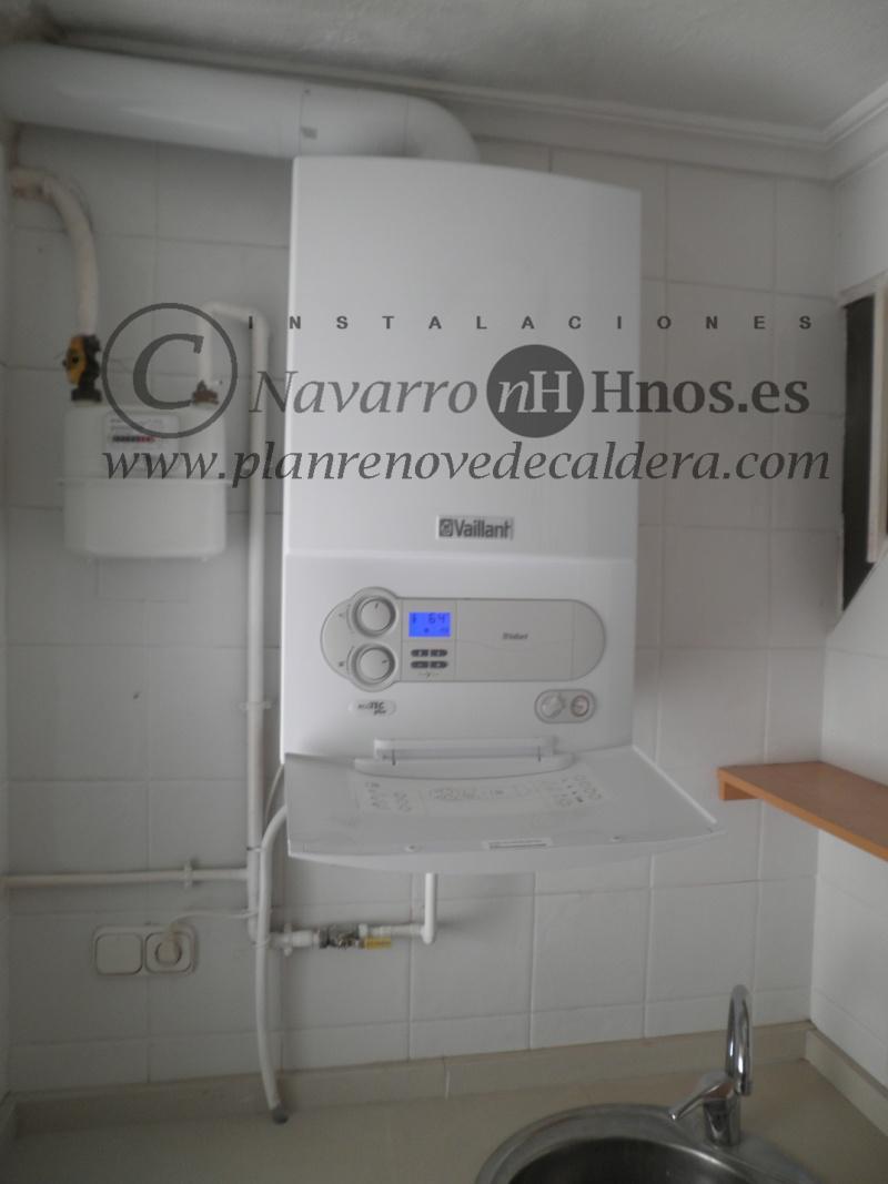 Montaje caldera vaillant ecotec vmw 296 valencia www - Tipos de calderas de gas natural ...