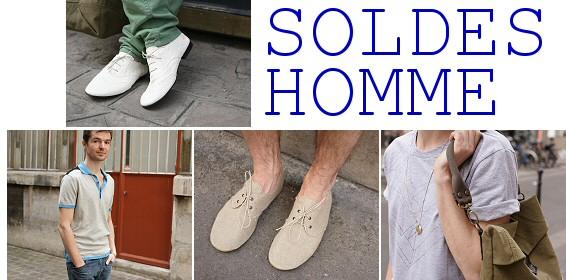 Soldes chaussures : Anniel, Le Plagiste