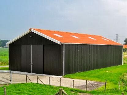 Hangar metallique - Hangar metallique pas cher ...