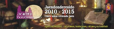 JAENDONDERESIDO