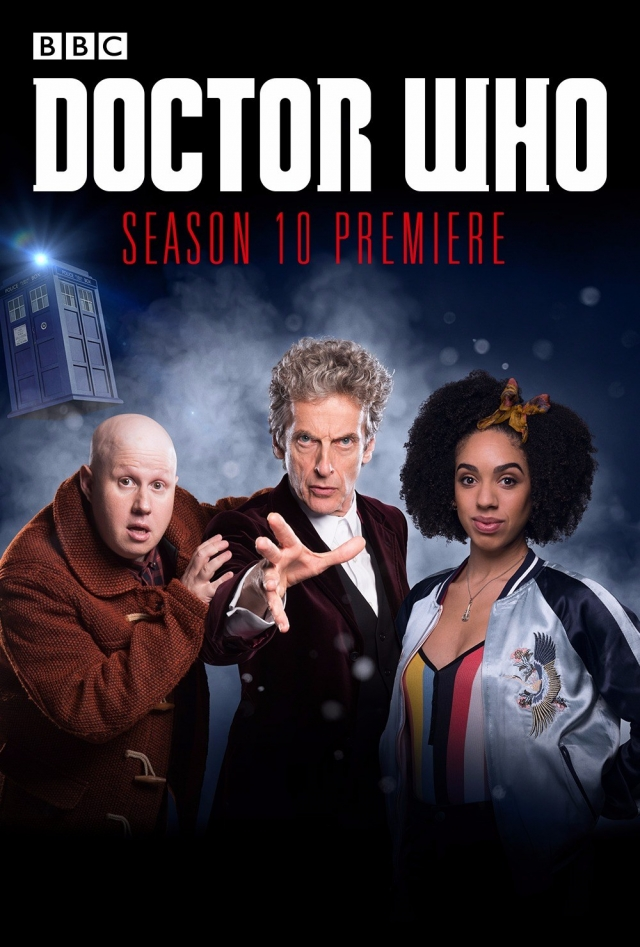 Bác Sĩ Vô Danh Phần 10 - Doctor Who Season 10 (2017)