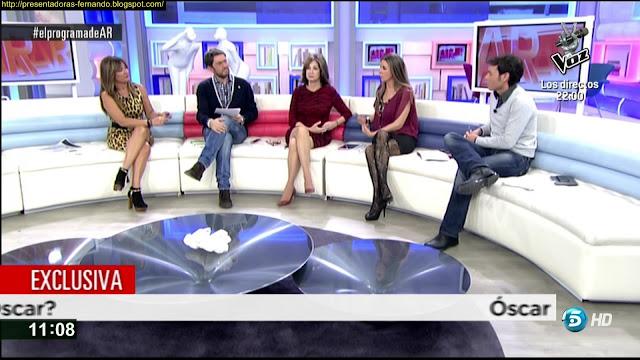 Beatriz Cortazar, Ana Rosa Quintana & Marisa Martin Blazquez