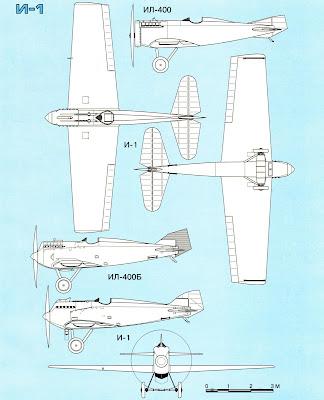 характеристики истребителя И 1