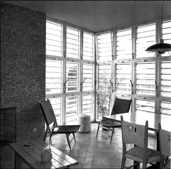 Historia de la arquitectura moderna for Josep antoni coderch