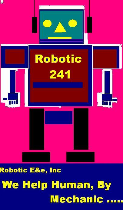 Robotic is Coming ..help You...