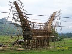 pembangunan Tongkonan