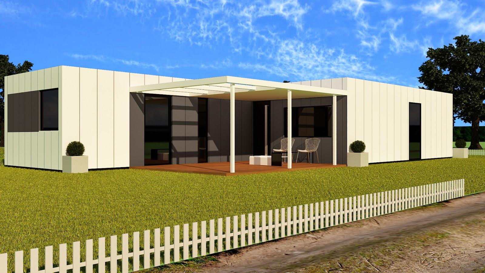 Resan vivienda modular modelo B3