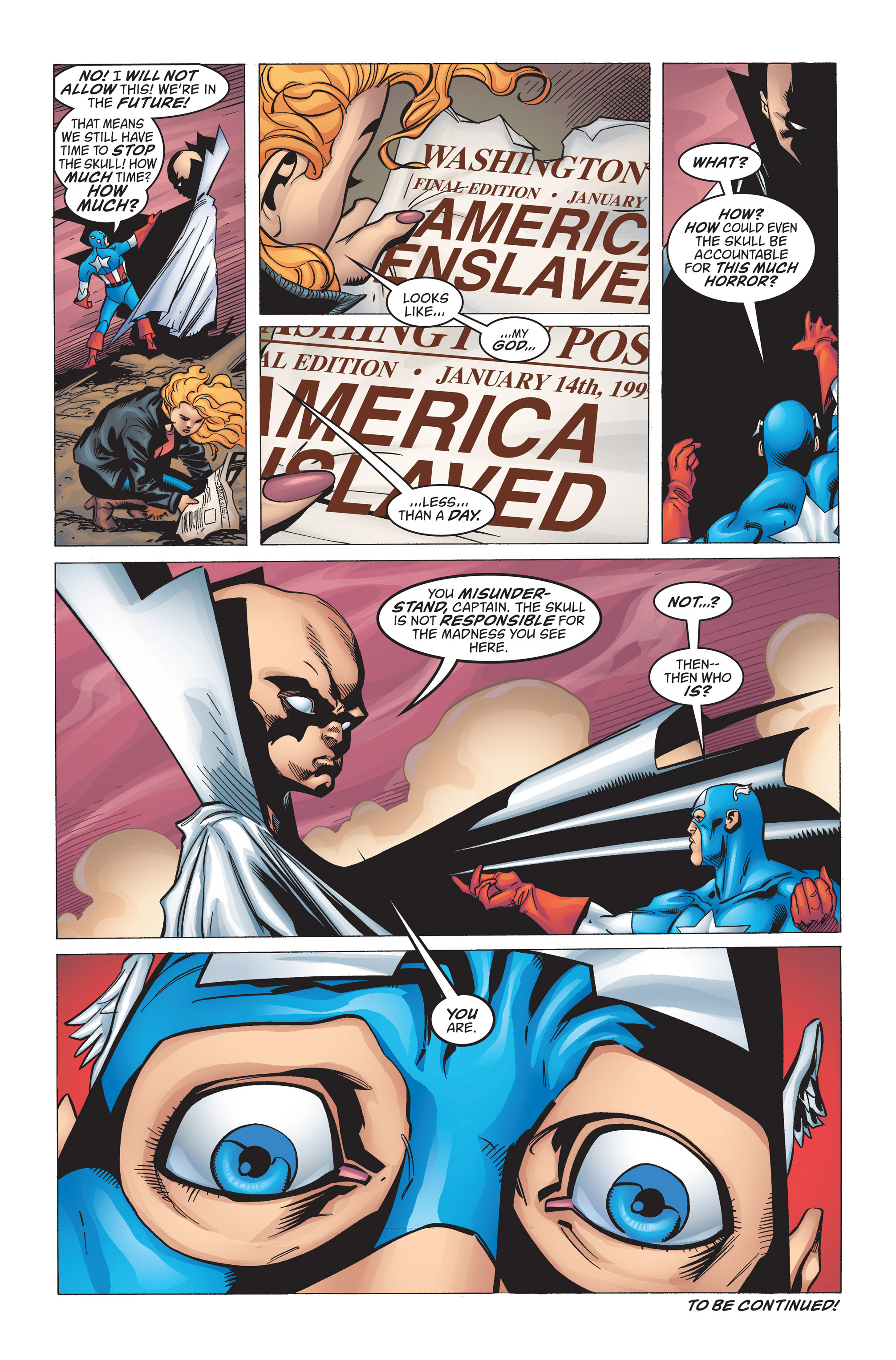 Captain America (1998) Issue #15 #21 - English 23