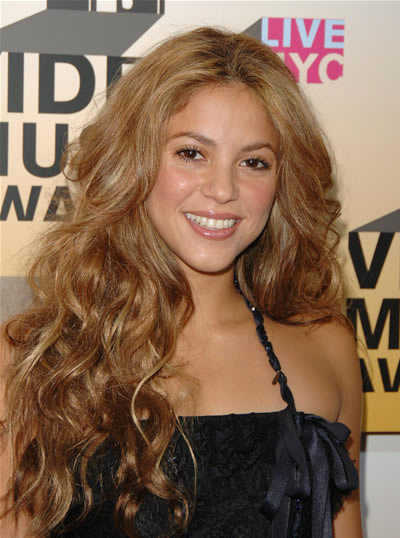 stylish wavy hairstyles 2012