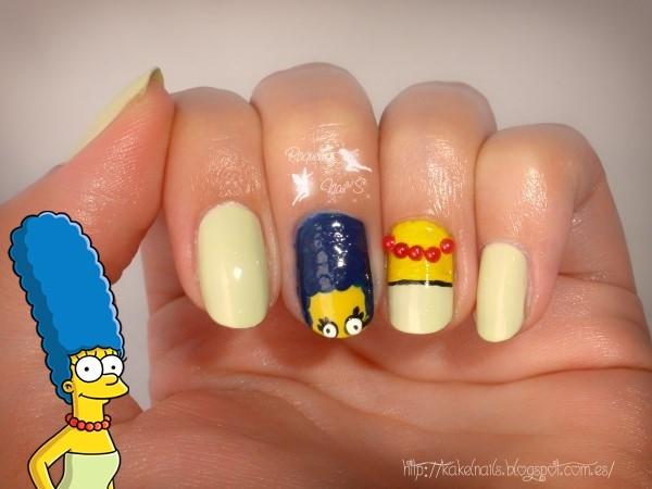 nail art marge