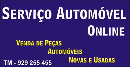 Peças Novas e Usadas p/ Automoveis
