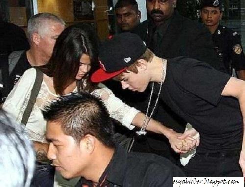 bieber in klia. Bieber amp; Gomez when they