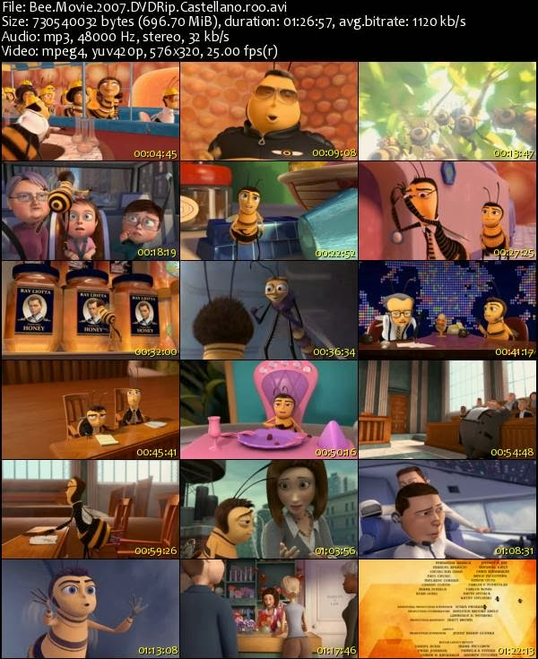 bee movie2007dvdripengfxg movie tube hiddenpiratebay