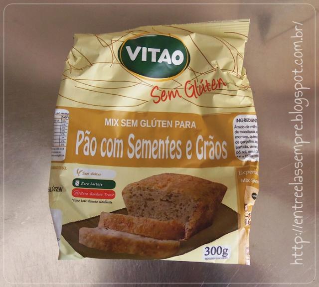Pão com Sementes e Grãos