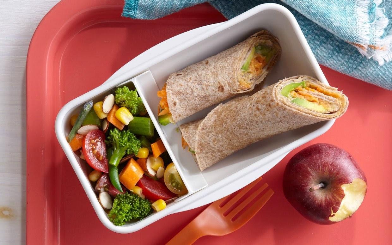 teenage life: healthy school lunch ideas !!