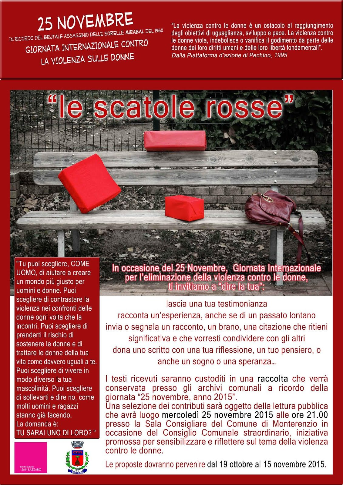 SCATOLE ROSSE