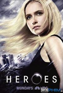 Xem Phim Giải Cứu Thế Giới Phần 1 - Heroes Season 1