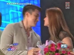 Angel Locsin and Luis Manzano 2014