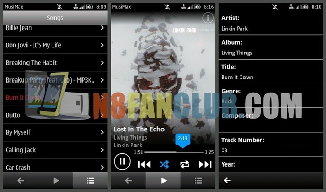 musimax new music player 1 0 for nokia n8 belle smartphones signed app download