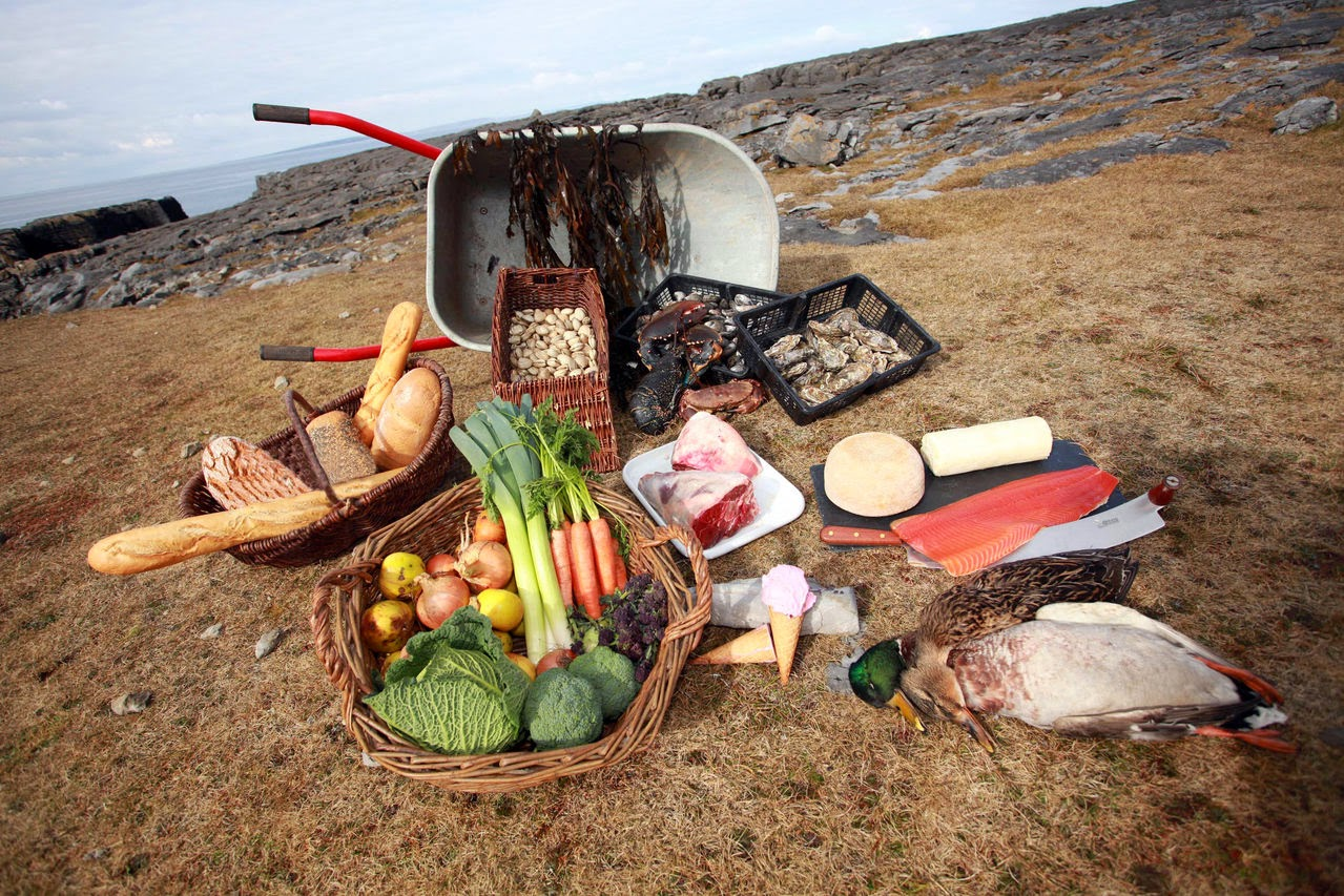 Burren Food Fayre Programme announced