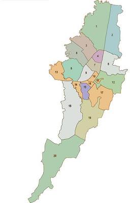 Nombres De Los Alcaldes De Las Localidades De Bogota