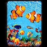 Jual Selimut Kendra Soft Panel Blanket Coral Fish