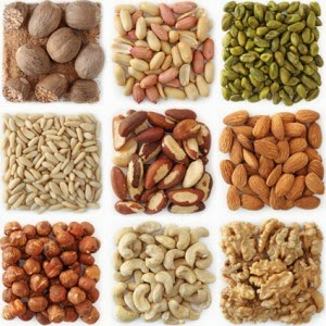 Diet Kacang-Kacangan