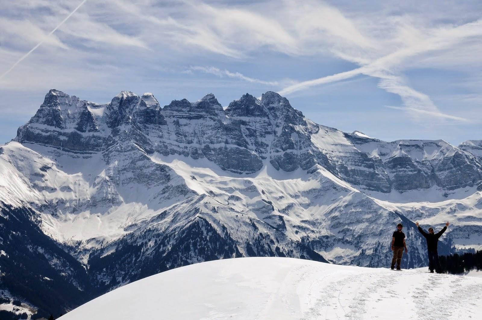 dents du midi randonnée suisse